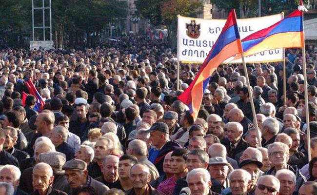 статьи: оппозиция в армении сегодня сути, это старейший